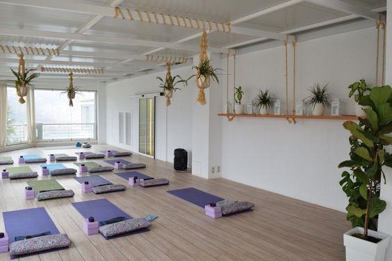 Top 4 xu hướng trang trí phòng Yoga nổi bật