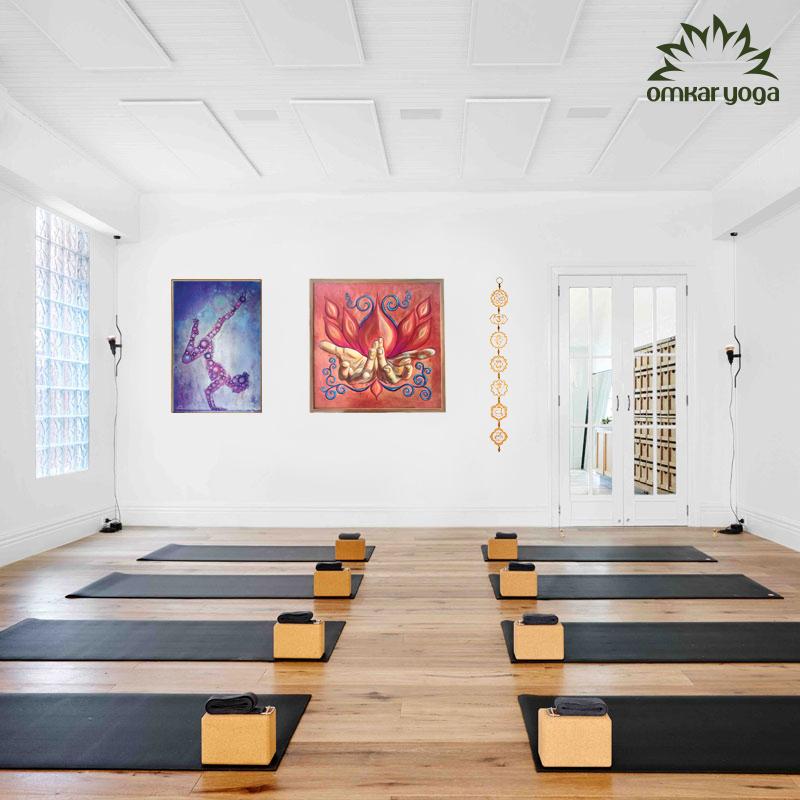 Décor Cho Phòng Yoga