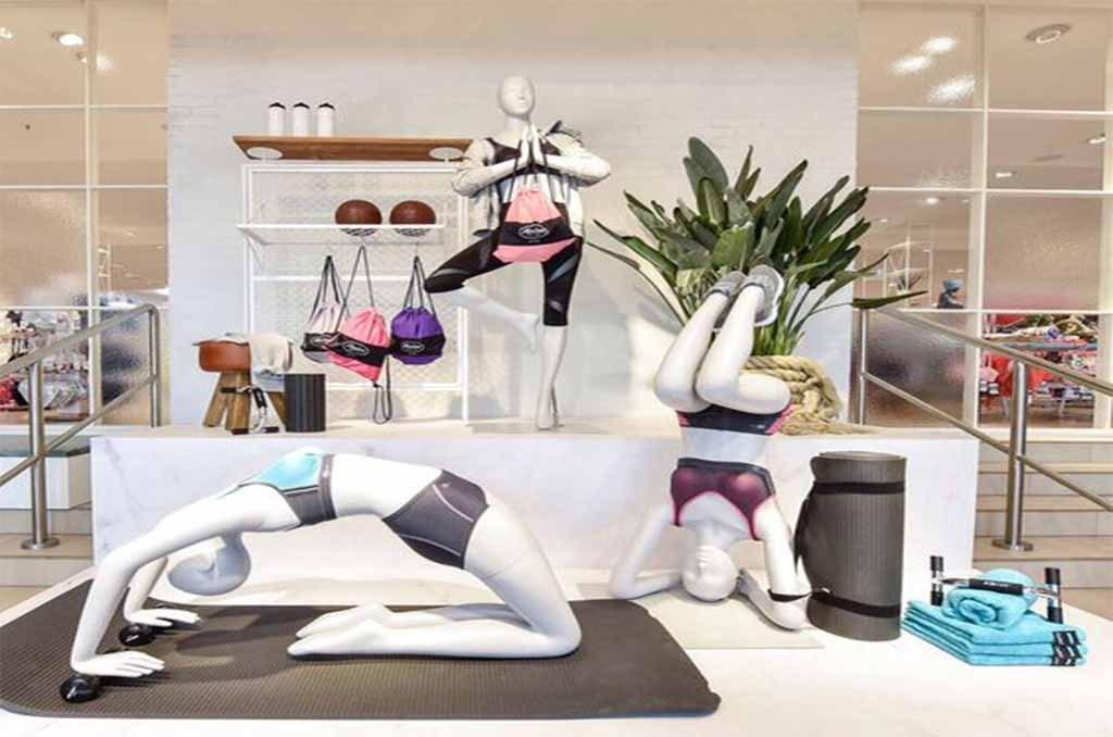Địa chỉ uy tín để mua quần áo tập Yoga nữ ở Hà Nội