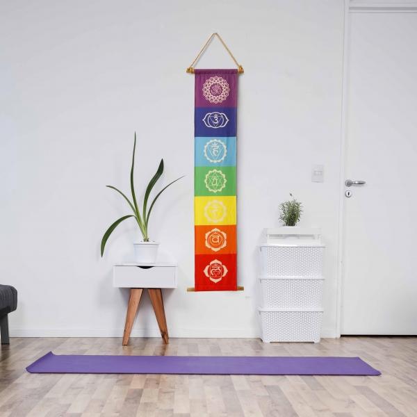 Omkar Yoga - Dây Lụa Bảy Luân Xa