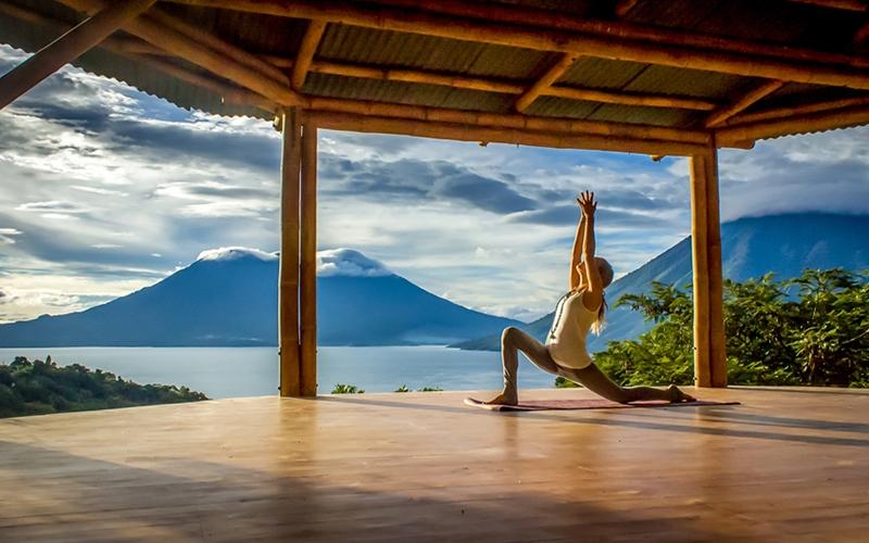 Choáng ngợp trước 9 thiết kế phòng yoga có một không hai trên thế giới