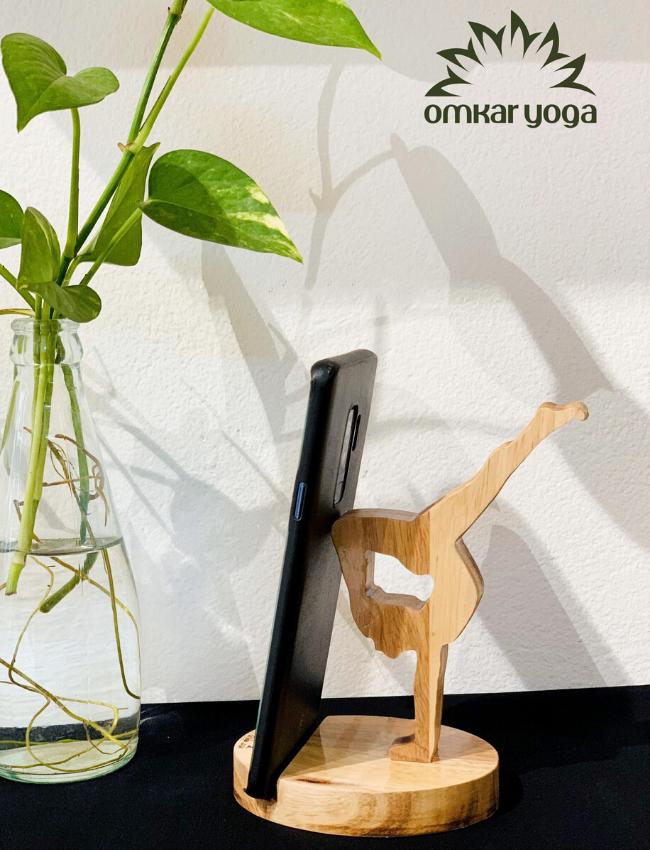 Giá Đỡ Điện Thoại Yoga