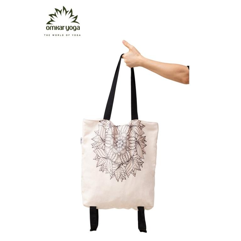 Túi Yoga chuyên dụng họa tiết Mandala TY-BW011-L1