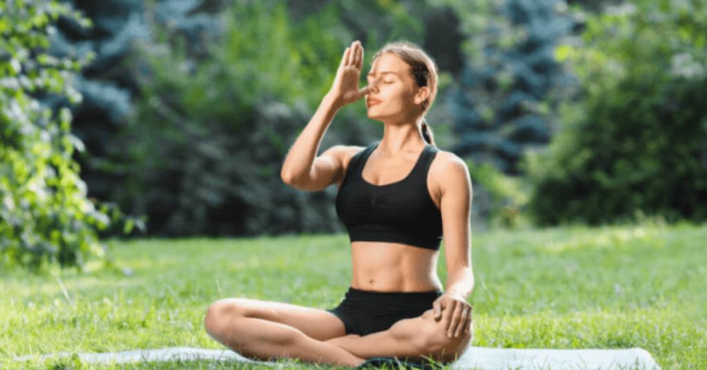 Một vài kỹ thuật thở trong Yoga
