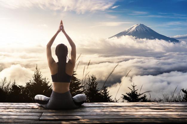 Nguyên tắc hòa hợp âm dương trong decor phòng Yoga